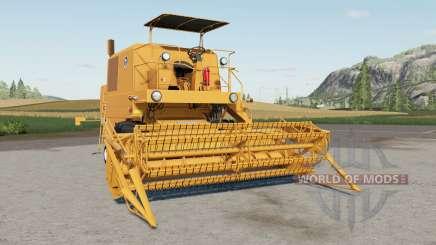 Bizon Super Ⱬ056 for Farming Simulator 2017