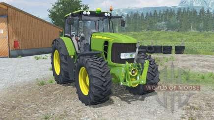 John Deere 75ვ0 for Farming Simulator 2013