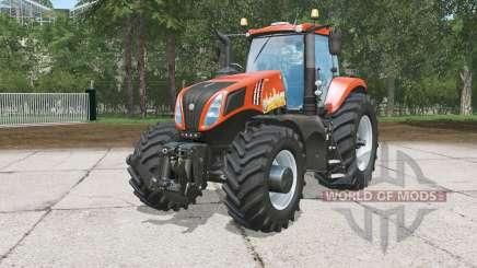 New Holland T8.320 FireFlɤ for Farming Simulator 2015