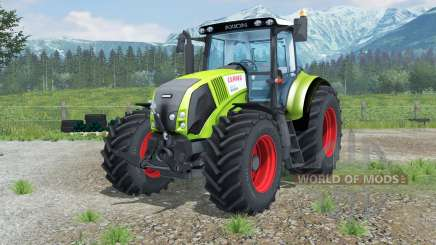 Claas Axion 8Ձ0 for Farming Simulator 2013
