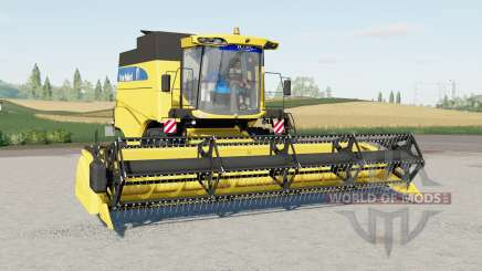 New Holland CS640 for Farming Simulator 2017