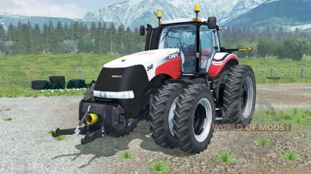 Case IH Magnum 340 25th aniversarɣ for Farming Simulator 2013