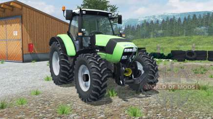 Deutz-Fahr Agrotron K 420 for Farming Simulator 2013