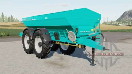 Sulky D240 for Farming Simulator 2017