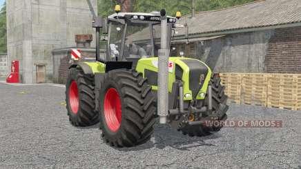 Claas Xerion 3800 Trac VꞒ for Farming Simulator 2017