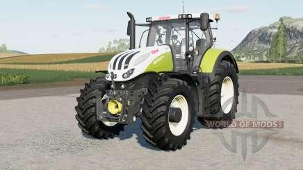 Steyr Terrus 6000 CVƬ for Farming Simulator 2017