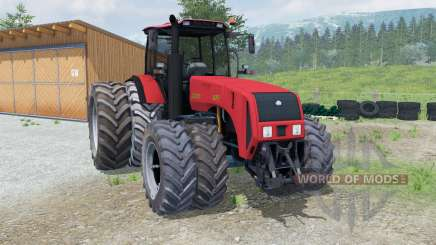 MTZ-3522 Belarus for Farming Simulator 2013