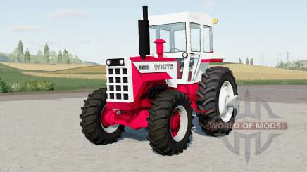 White 2255 for Farming Simulator 2017