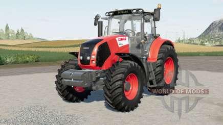 Claas Axion 810〡820〡830〡840〡850 for Farming Simulator 2017