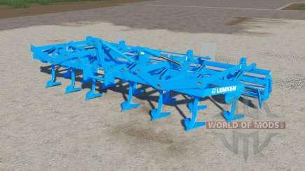 Lemken Smaragd 9-600 for Farming Simulator 2017