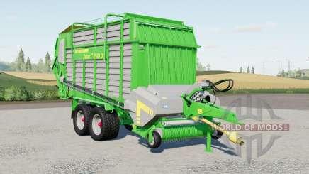 Strautmann Zelon CFS 2501 DꝌ for Farming Simulator 2017