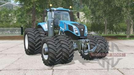 New Holland Ҭ8.320 for Farming Simulator 2015