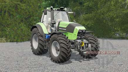 Deutz-Fahr 6160 TTV Agrotron for Farming Simulator 2017