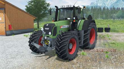 Fendt 820 Vario TMⱾ for Farming Simulator 2013