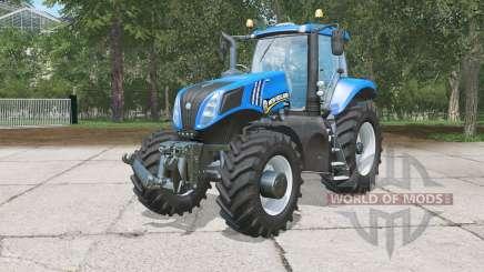 New Holland T8.4౩5 for Farming Simulator 2015
