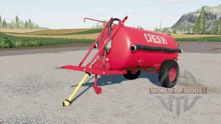 Creina CV 3Ձ00 for Farming Simulator 2017