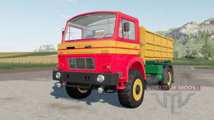 Csepel D754 for Farming Simulator 2017