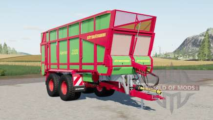 Strautmann Aperion Ձ101 for Farming Simulator 2017