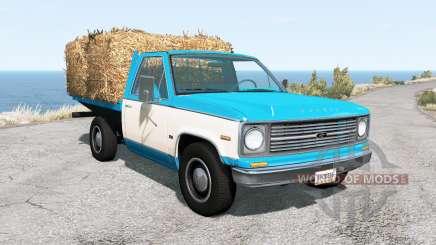 Gavril D-Series 70s v0.7.6b for BeamNG Drive