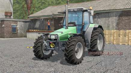 Deutz-Fahr Agro Star 6.3৪ for Farming Simulator 2017