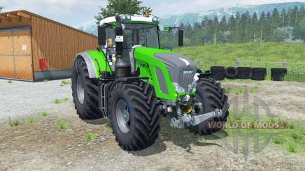 Fendt 936 Variɵ for Farming Simulator 2013