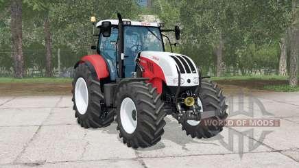 Steyr 6230 CVƮ for Farming Simulator 2015