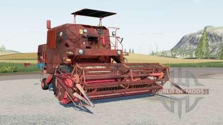 Bizon Super Ꙃ056 for Farming Simulator 2017