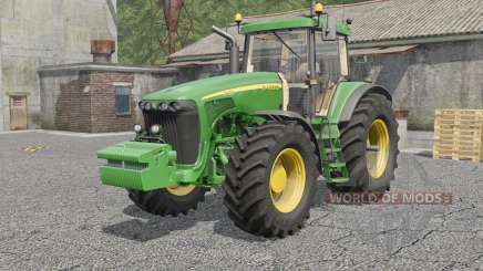John Deere 8020-series for Farming Simulator 2017
