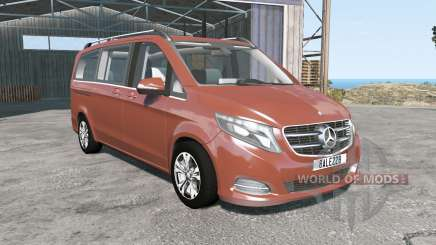 Mercedes-Benz Vito (W447) 2015 for BeamNG Drive