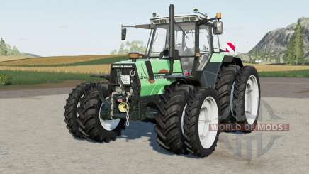 Deutz-Fahr AgroStaᵳ 6.61 for Farming Simulator 2017
