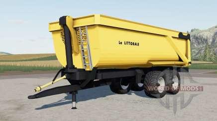 La Littorale C 2Ꝝ0 for Farming Simulator 2017