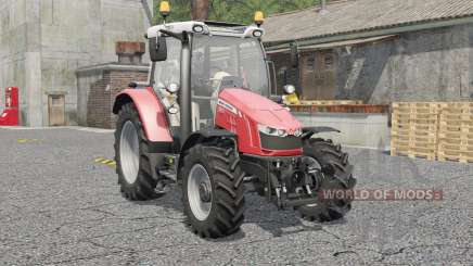 Massey Ferguson 5610 & 561ვ for Farming Simulator 2017