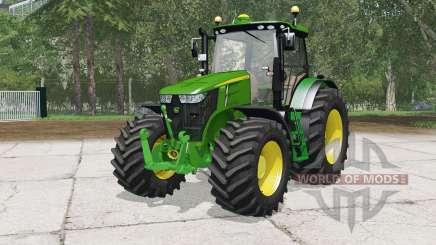 John Deere 7310Ɍ for Farming Simulator 2015
