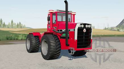 IMT 5360 & 5500 DeLuxe for Farming Simulator 2017