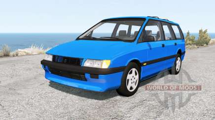 Ibishu Kashira 1989 v3.3 for BeamNG Drive
