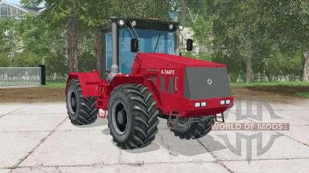 Kirovets K-744Рƺ for Farming Simulator 2015