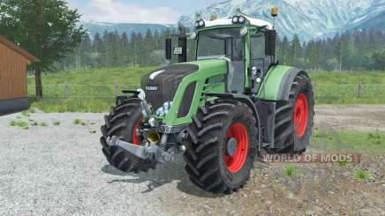 Fendt 936 Variø for Farming Simulator 2013