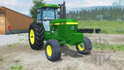 John Deere 4440 for Farming Simulator 2013