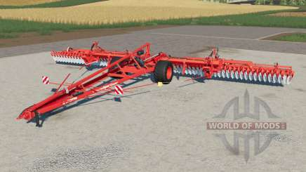 Lemken Gigant 12S-1600 Heliodor 9 for Farming Simulator 2017