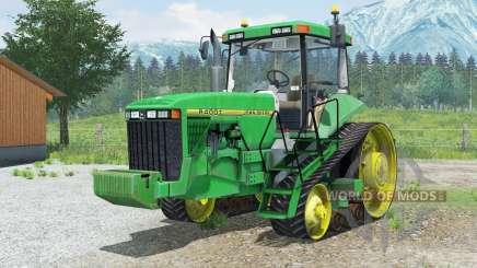 John Deere 8000T for Farming Simulator 2013