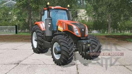 New Holland T8.320 FireFlɣ for Farming Simulator 2015