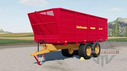 Schuitemaker Siwa 180 for Farming Simulator 2017