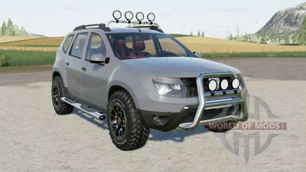 Dacia Duster for Farming Simulator 2017
