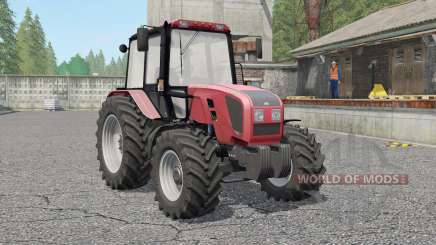 MTZ-1220.3 Беларуƈ for Farming Simulator 2017