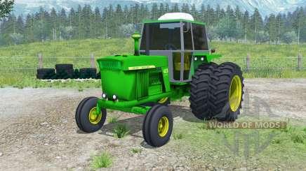 John Deere 4020 for Farming Simulator 2013