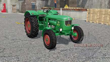 Deutz D 800ƽ for Farming Simulator 2017