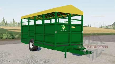 Laumetris PTL-6Ԍ for Farming Simulator 2017