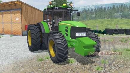 John Deere 7530 Premiuɱ for Farming Simulator 2013