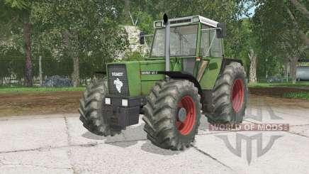 Fendt Favorit 611 LSA Turbomatiƙ E for Farming Simulator 2015