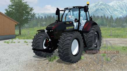 Deutz-Fahr 7250 TTV Agrotroᵰ for Farming Simulator 2013